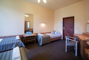 Pokój trzyosobowy - Hotel Jan Sander