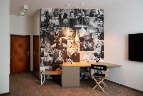 Pokój filmowy - Hotel Jan Sander
