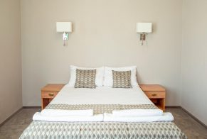Pokój jednoosobowy - Hotel Jan Sander