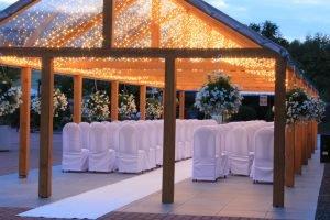 Ceremonie zaślubin w Hotelu Jan Sander