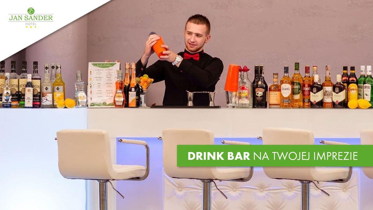 Jan Sander - Drink Bar